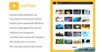 Video youtubepro script cms collection
