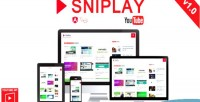 Watch sniplay video api youtube online