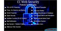 Web cc security