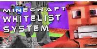 Whitelist minecraft system
