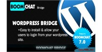 Wordpress boomchat bridge