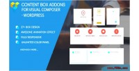 Box content service box features box icon add box ons for wpbakery builder page