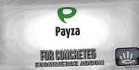 Gateway payza for concrete5