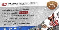 Revolution slider responsive on add concrete5