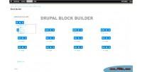 Block drupal builder