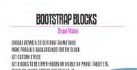 Blocks bootstrap for drupal