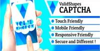 Captcha validshapes