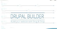 Drag drupal drop builder