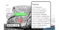 Drupal hotspot module