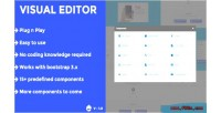 Editor visual a 8 drupal builder page x