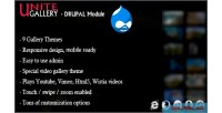 Gallery unite drupal module