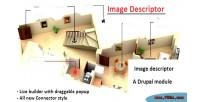 Image hotspot descriptor drupal