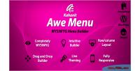 Kahanit awe menu drupal module menu mega