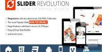Revolution slider plugin drupal responsive