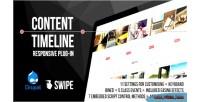 Timeline content plugin drupal responsive