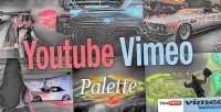 Vimeo youtube palette