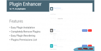 Enhancer plugin for phpdolphin