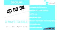 Group discounts deals cart cs for