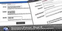 Ipb solid verification purchase envato