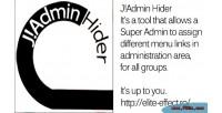 Admin j hider