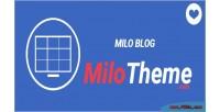 Blog milo