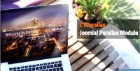 Joomla ctparallax parallax module