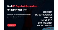 Sp payoddons addons builder page