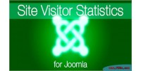 Visitor site joomla for statistics
