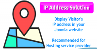 Address ip solution for recommended provider service hosting