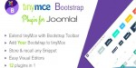 Bootstrap tinymce joomla for plugin