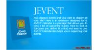 Calendar jevent