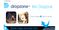 Mk dropzone resize images joomla for