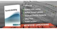 Advertising keywords
