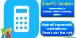 Calculator scientific for joomla