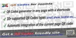 Codes qr joomla for generator