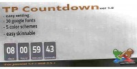 Countdown tp