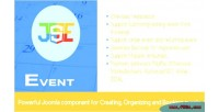 Event jse booking joomla for system