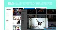Gallery besley tz released template portfolio