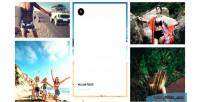 Image gaia gallery template portfolio tz