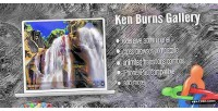 Dzs ken burns gallery w admin joomla for panel