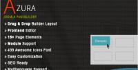 Joomla azura pagebuilder