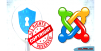 Joomla copyproof website only extension is activation enough to websi whole make