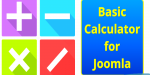 Math basic joomla for calculator