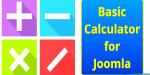 Math basic joomla for calculator