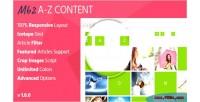 Mb2 a z content module content joomla
