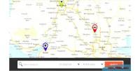 Ajax google map search joomla for mod ajax