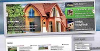Estate real system property joomla