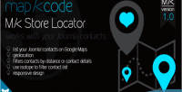 Store locator maps & joomla for geolocation store