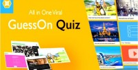 Guesson all in one joomla quiz viral