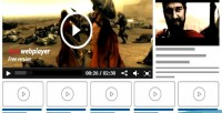 Jom webplayer a joomla extension gallery video